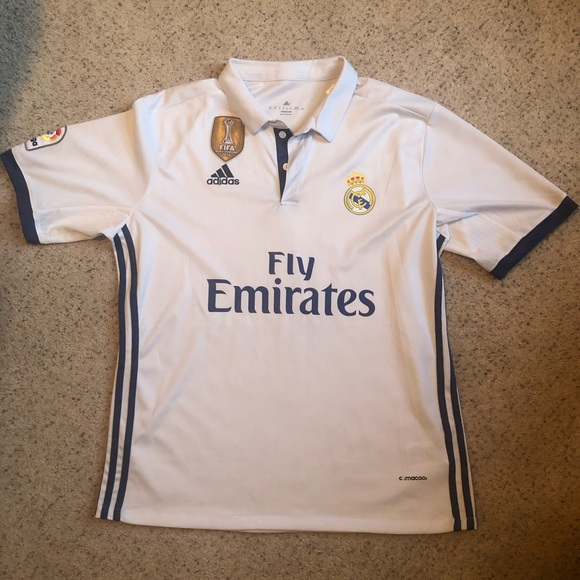 timeless design a750a 4d28a adidas Real Madrid - Cristiano Ronaldo Jersey